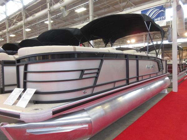 Aqua Patio 255 CB Triple Tube Package
