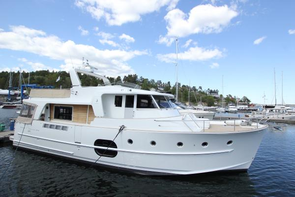 Beneteau Swift Trawler 52 ST52 ST 52
