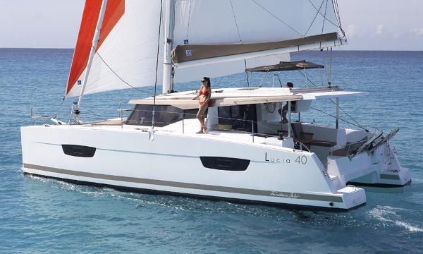 Fountaine Pajot Lucia 40 Manufacturer Provided Image: Fountaine Pajot Lucia 40
