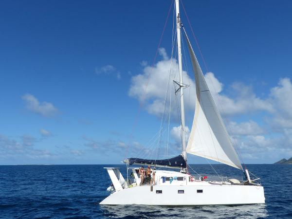 Catamaran One-off 45