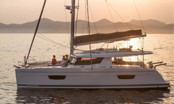 Fountaine Pajot Helia 44 Evolution Fountaine Pajot Helia 44 Evolution