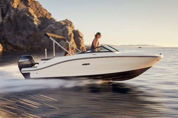 Sea Ray 19SPX-OB Manufacturer Provided Image