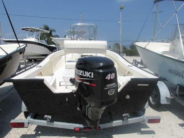 Sea Hawk Boats 160 CC