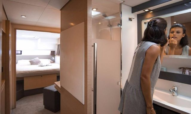 Manufacturer Provided Image: Fountaine Pajot SABA 50 Heads