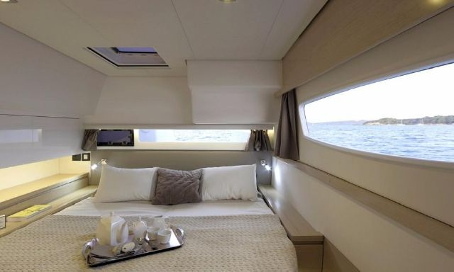 Manufacturer Provided Image: Fountaine Pajot SABA 50 Cabin