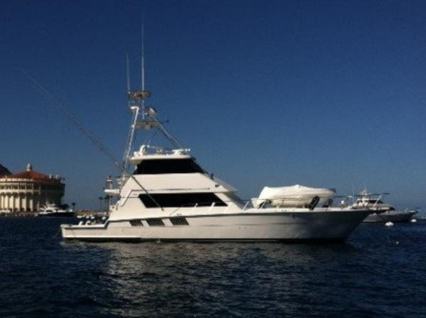 Hatteras 65  Sport fisher