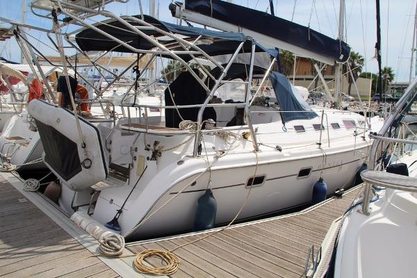 Hunter Marine Corporation HUNTER 38