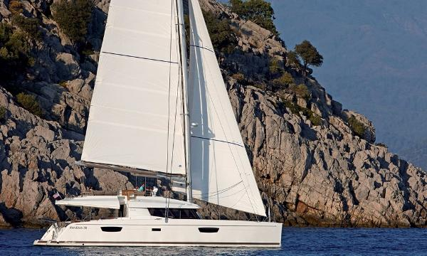 Fountaine Pajot Ipanema 58 Fountaine Pajot Ipanema 58