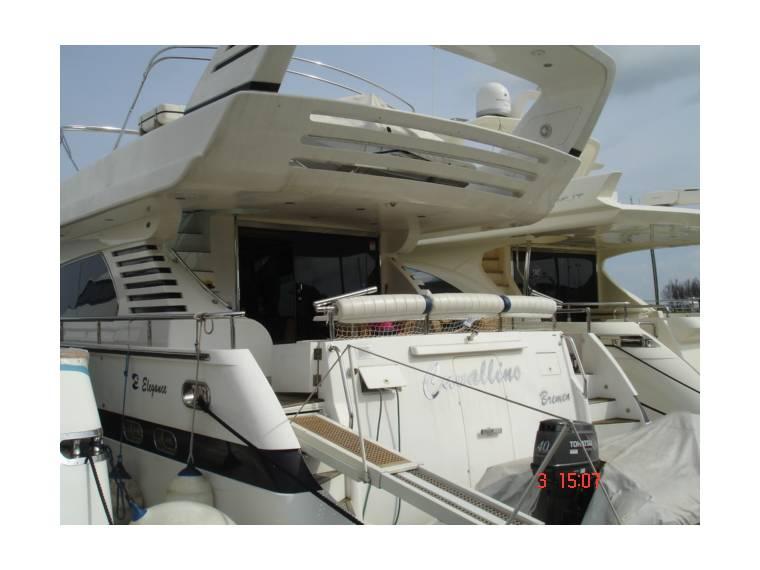 Elegance Yachts Elegance 70 Flybridge