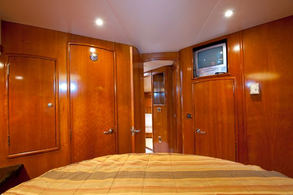 VIP Stateroom with private head entry