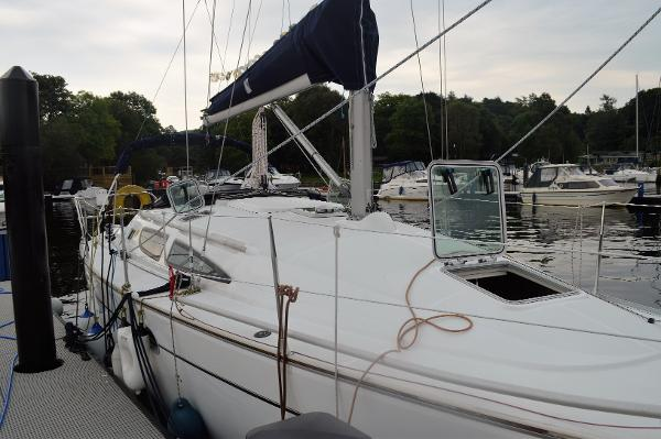 Jeanneau Sun Odyssey 35 Sun Odyssey 35 - K2