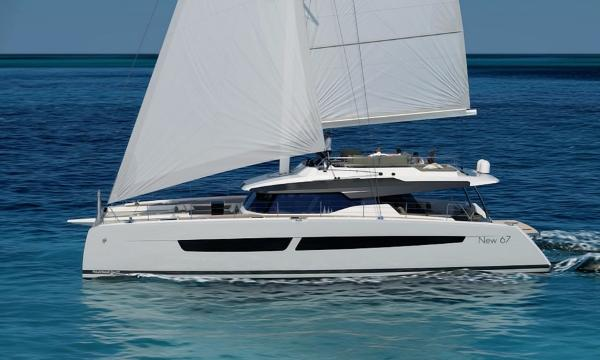 Fountaine Pajot Catamaran 67 Manufacturer Provided Image: Fountaine Pajot Catamaran 67