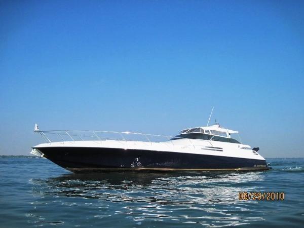Heesen 56 Yacht
