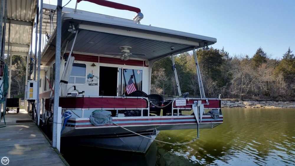 Leisurekraft 14 x 52 1986 Leisure Kraft 14 x 52 for sale in Elm Hill Marina, TN