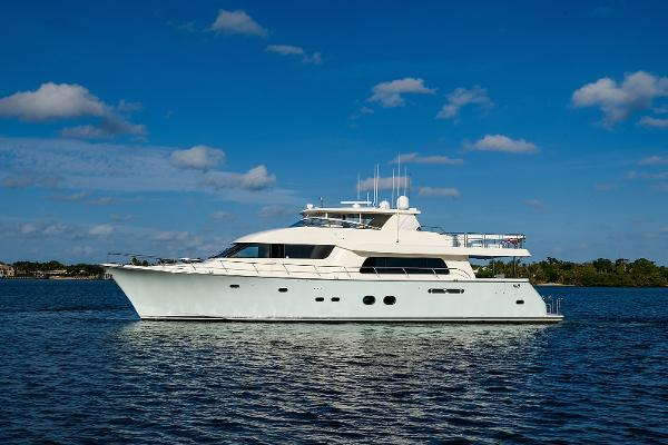 Pacific Mariner Motoryacht Profile