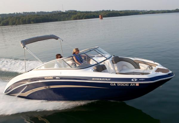 Yamaha Boats 242 Limited Manufacturer Provided Image