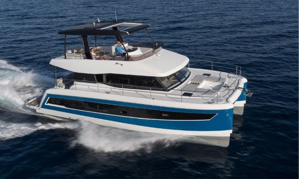 Fountaine Pajot Motor Yacht 44 Manufacturer Provided Image: Manufacturer Provided Image: Fountaine Pajot MY 44
