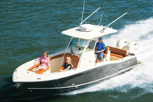 Scout 275 Lxf Seven Seas Yacht Sales - Scout Boats 275 LXF