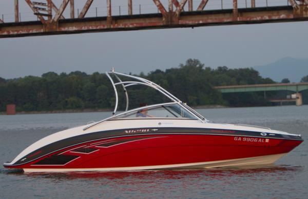 Yamaha Boats AR240 HO Manufacturer Provided Image