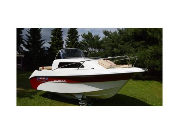 SeaRider 475 cabin fun Kajutboot