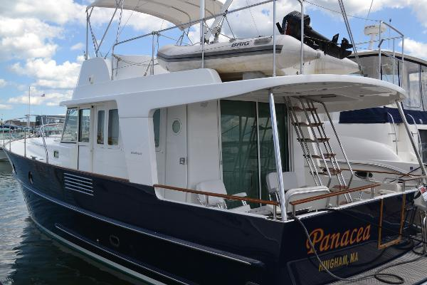 Beneteau 423 Swift Trawler