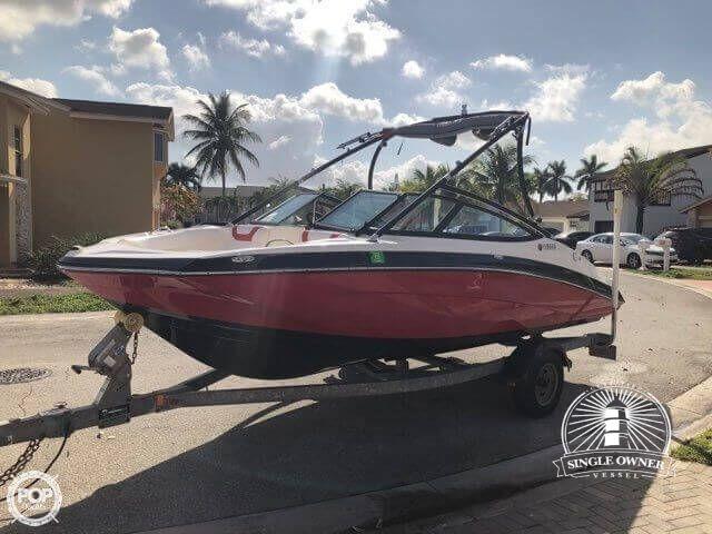 Yamaha Boats AR192 2013 Yamaha AR192 for sale in Miami, FL