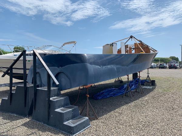 Custom Emerald Bay Picnic Boat Project