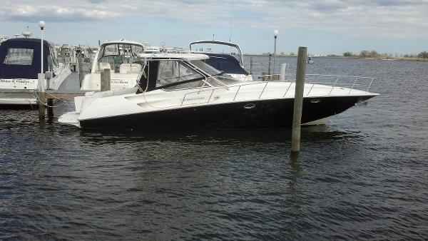 Fountain 38 Sportfish Cruiser IO
