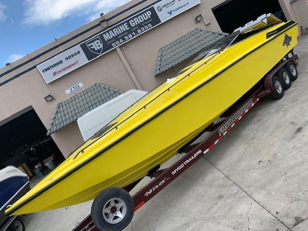 Sonic USA Powerboats 42SS