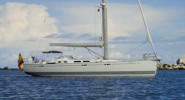 X - Yachts Xc 50 Xc 50 Mi Lapa Anchored