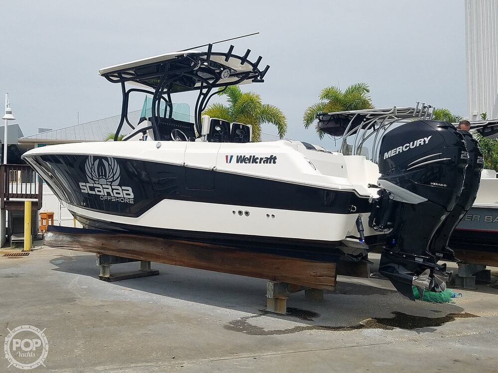 Scarab 262 Offshore 2017 Scarab 262 Offshore for sale in Tampa, FL