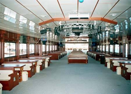 42 m Excursion vessel / Saloon