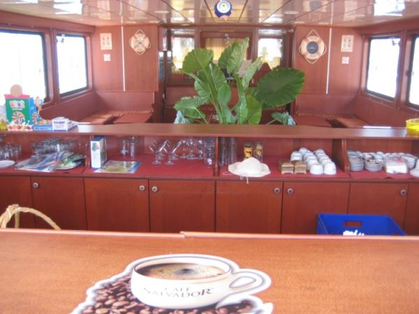 42 m Excursion vessel /Bar