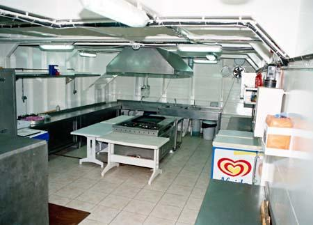 42 m Excursion vessel /Galley