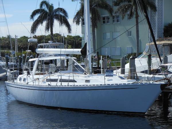 Gulfstar CSY-50 World Cruiser