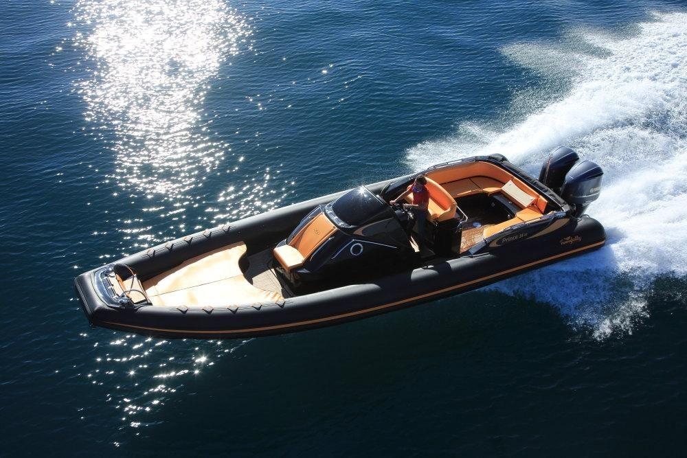 Nuova Jolly Marine Prince 35