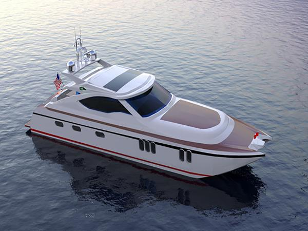 Offshore 63 Sport Yacht Profile