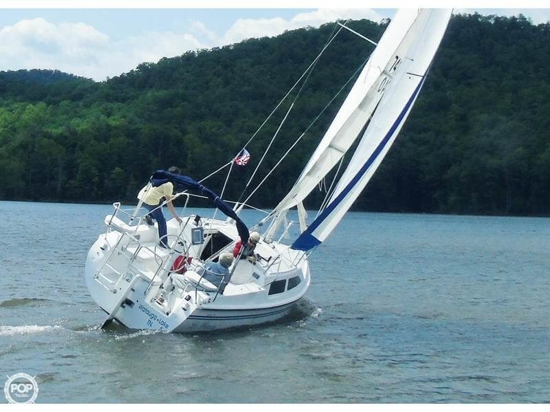 Catalina 250 2004 Catalina 25 for sale in Hampton, TN