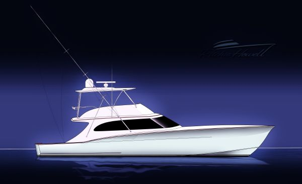 Ritchie Howell Custom Carolina Sportfish 60 Profile