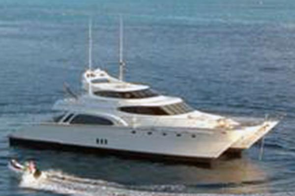 Pachoud Yachts Power Catamaran Luxury