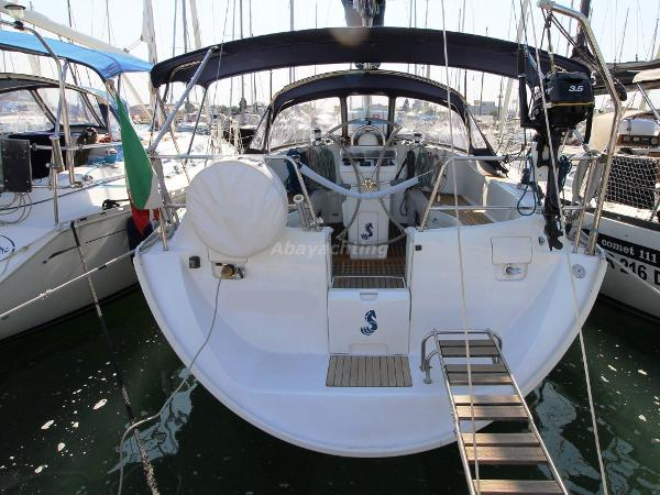 Beneteau Oceanis Clipper 361 Abayachting Beneteau Oceanis 361 2