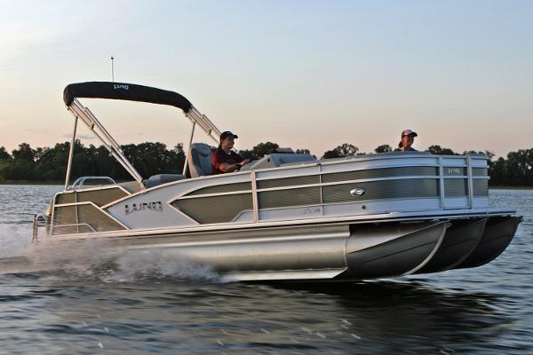 Lund ZX250 Pontoon WT Manufacturer Provided Image