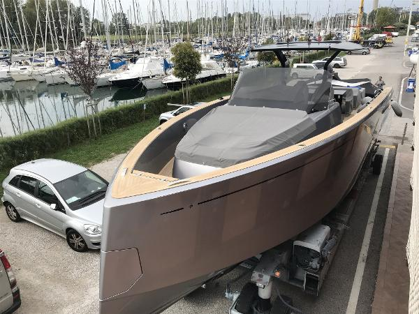 Custom Cantiere del Pardo Pardo Yachts 43 IMG_4055