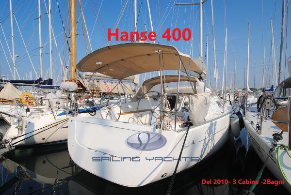 Hanse Hanse 400 Vetrina Hanse 400