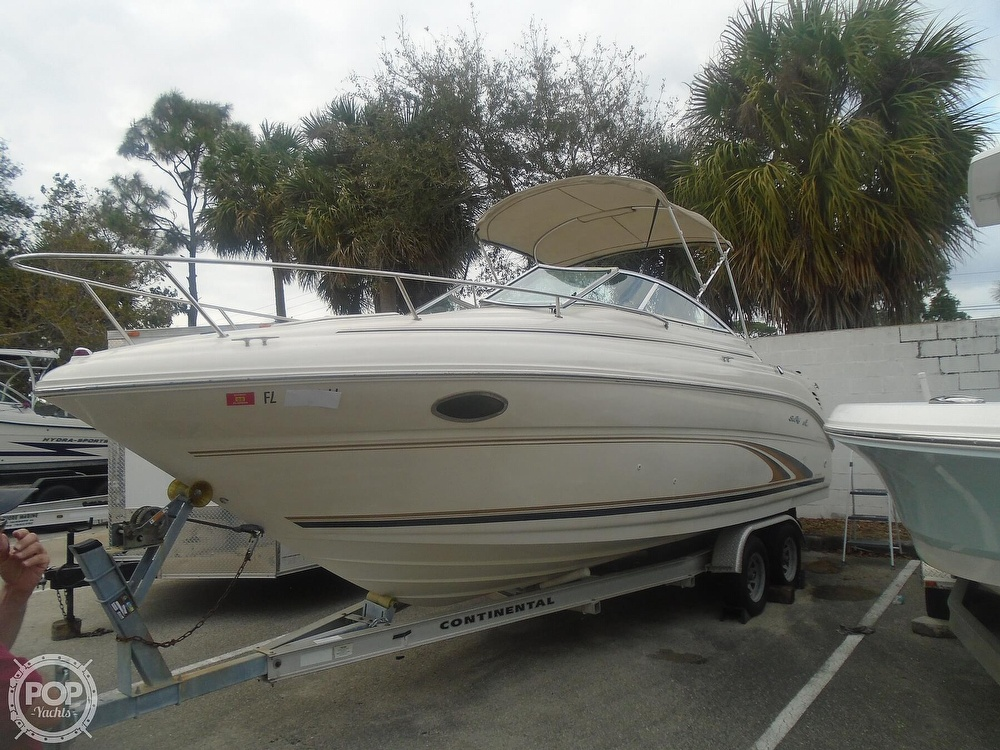Sea Ray 245 Weekender 2001 Sea Ray 245 Weekender for sale in Jupiter, FL