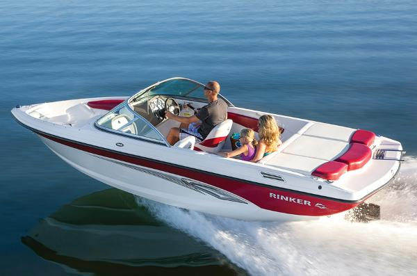 Rinker Captiva 186 BR Manufacturer Provided Image