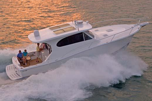 Luhrs 41 Hardtop Manufacturer Provided Image