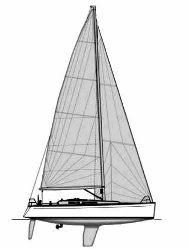 Grand Soleil 37 B&C Race plans