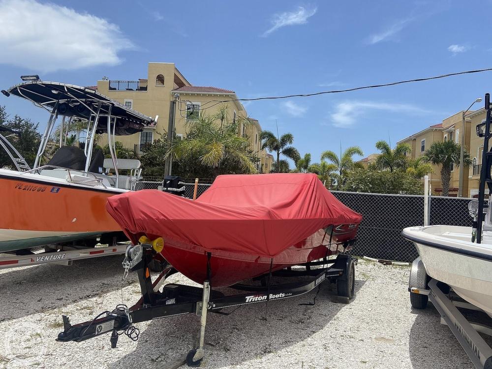 Triton 178DV 2016 Triton 178DV for sale in Apollo Beach, FL