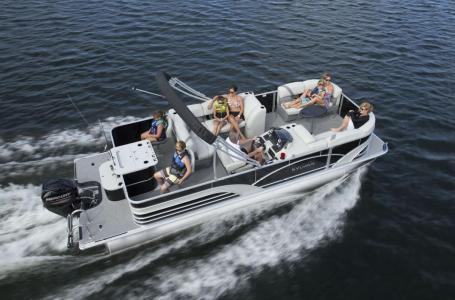 Sylvan Mirage Fish 8520 Cruise-N-Fish LE